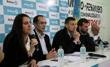 """SE FIRMÓ EL CONVENIO COLECTIVO DE TRABAJO: """"Con este convenio ganamos todos, ganó el consenso y el diálogo"""""""