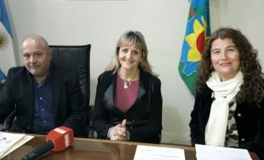 CONVENIO CRUB – UNLP: Tres estudiantes de derecho del CRUB se sumaron como pasantes al equipo del Juzgado de Paz