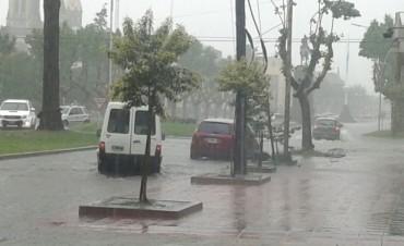 Una lluvia que sigue complicando la zona rural