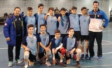 VOLEY: Un buen resultado en LIPROBO, le permitió a la SUB 13 del Club Ciudad de Bolívar clasificarse a la Copa Argentina