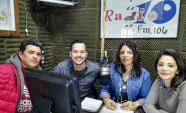 TANGO, MILONGA, Y PASIÓN: Dos profesores brindaron una capacitación de la mano de 'Clases de Tango Bolívar'