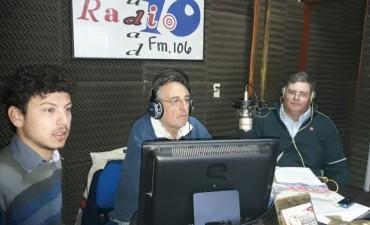 Umpierrez, en exclusiva en FM10, antes de las PASO