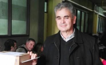 """Martín Berreterreix : """"Para mí era impensado encabezar una lista, pero finalmente llegó el día"""""""