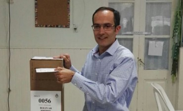 """Marcos Pisano: """"Es la oportunidad que tenemos los dirigentes de escuchar al ciudadano en las urnas"""""""