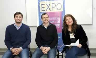 """SE PRESENTÓ LA 5ª EXPO UNIVERSIDADES: """"Apostamos a un proyecto de ciudad con la educación en el centro de la escena"""""""