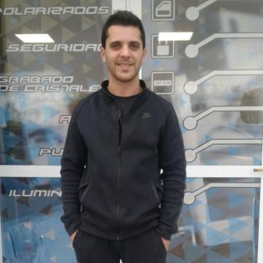 """Ezequiel Cattáneo: """"El circuito de Olavarría me sienta muy bien, y quiero pelear el campeonato"""""""