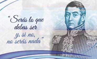 17 de agosto 1850: Se conmemora el fallecimiento del Gral. José de San Martín