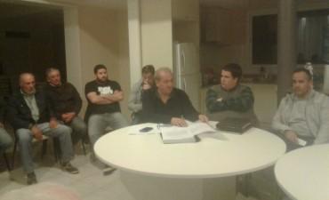 Club Santa Ana: En asamblea, conformaron la nueva Comisión Directiva