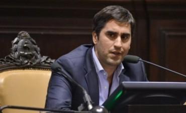 Manuel Mosca: ' Queremos llevarle tranquilidad a los vecinos de Bolívar, respecto del agua'