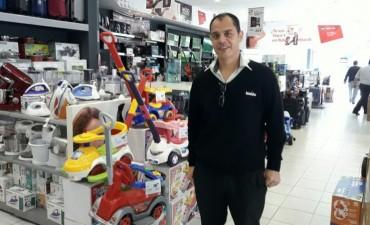 El regalo del Día del Niño está en Naldo Lombardi