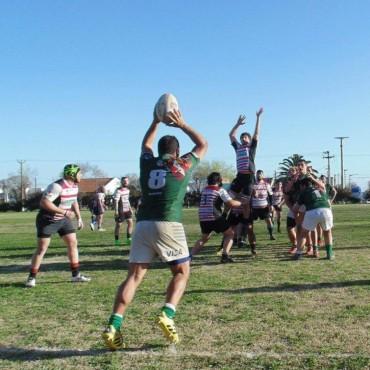 Fin de semana a puro rugby en el predio de Los Indios