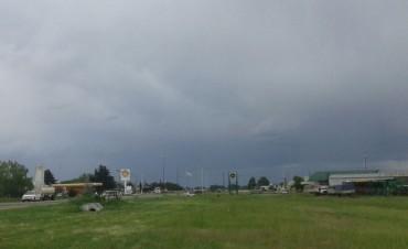 SMN: Alerta de lluvias y tormentas fuertes