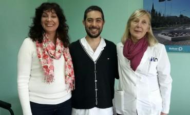 CAMBIOS EN EL SERVICIO DE IMÁGENES DEL CAPREDONI: Nuevos profesionales, digitalización de las placas e instalación del servicio de mamografía