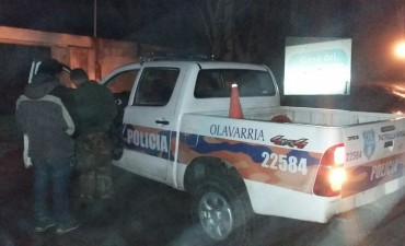 OLAVARRÍA: Menos que cometió varios delitos, se escapó de la Casa del Adolescentes, pero ya fue restituido