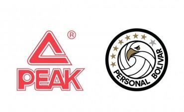 Peak y Personal Bolívar presentan la camiseta para la temporada 2017/18