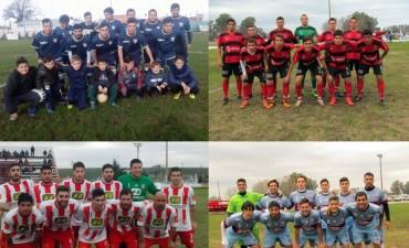 Este fin de semana cierra la segunda vuelta de la Liga Pehuajense de Fútbol