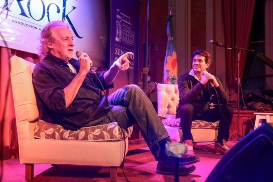 Nito Mestre presentará 'El Abcdario del rock' en el HCD