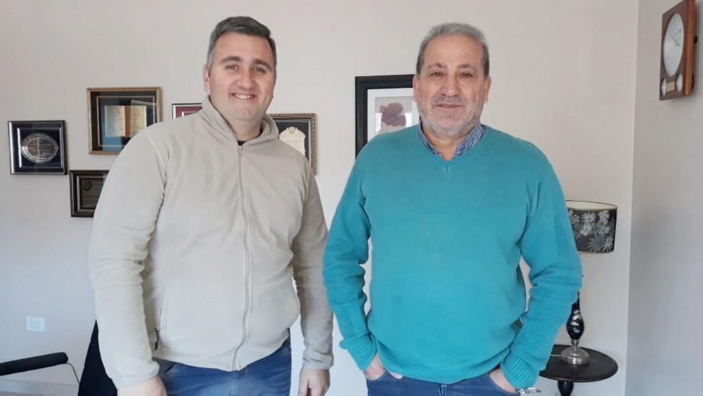 """Fernando Damelio: """"Los dueños nos han dado la certeza de que no cerrara"""""""