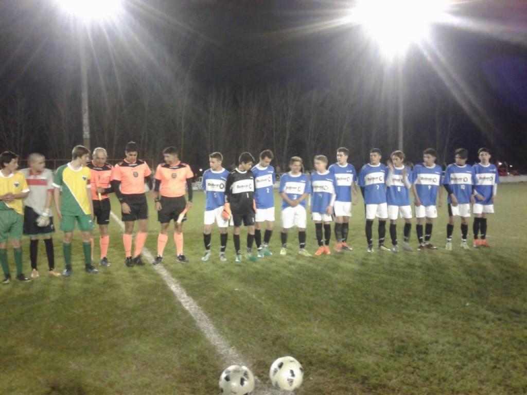 Bolívar debuto con triunfo en el torneo de selecciones SUB-15