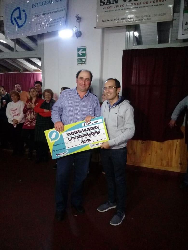 Fue un éxito la 20º Fiesta del Chorizo Seco en Ibarra