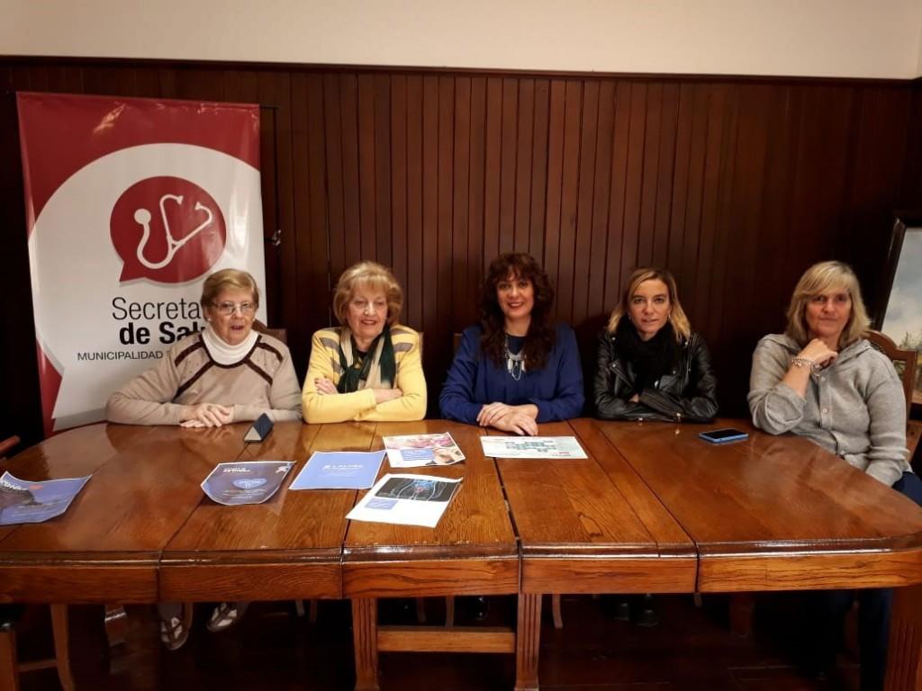 Comienza la campaña de Prevención de Cáncer de Cuello Uterino