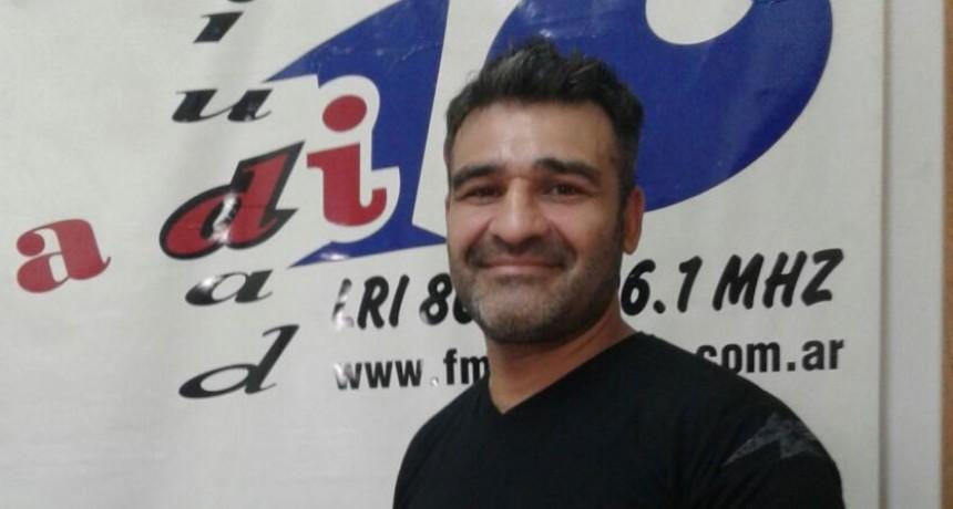 """Walter Cabral; Boxeo: """"Quiero empezar a hacer festivales más seguido, la situación es difícil pero no hay que aflojar"""""""