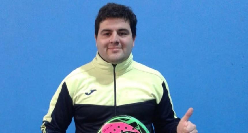 """Silvio Diaz; CEP: """"La idea de esto es pasarla bien, y juntar la vida social con el deporte"""""""