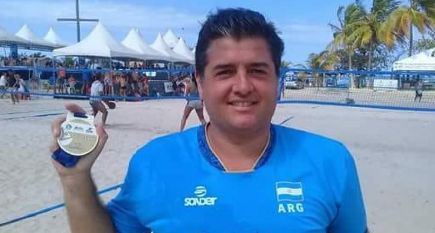 Beach Tenis: Bolívar tiene campeón Panamericano