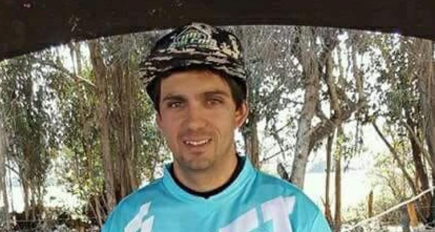 Gianluca Pagani: Motocross; 'Muy poco marco de público, esperábamos un poco más'