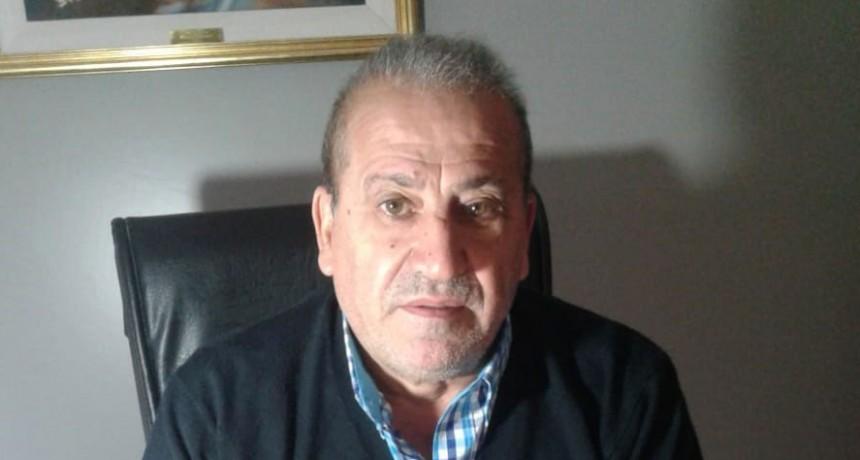 Guillermo Fernández; SUEC: 'La idea es que participen la mayor cantidad de afiliados posibles en todas las actividades'
