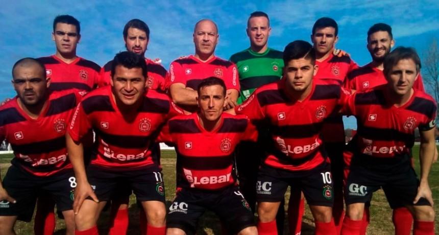 El Club Atlético Urdampilleta goleó a Estudiantes Unidos