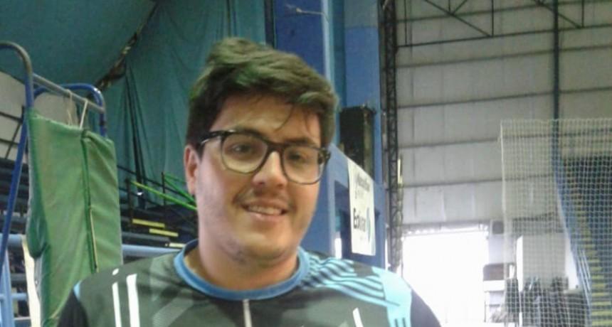 """Nicolas Luna; Handball: 'No estamos en lo más alto, pero nos mantenemos en muy buen nivel"""""""