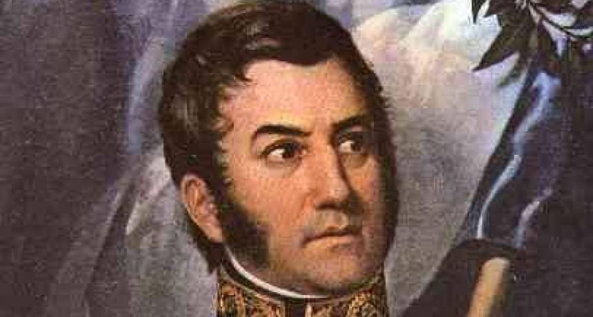 Asociación Cultural Sanmartiniana de Bolívar: 168° aniversario del fallecimiento del Gral. José de San Martín