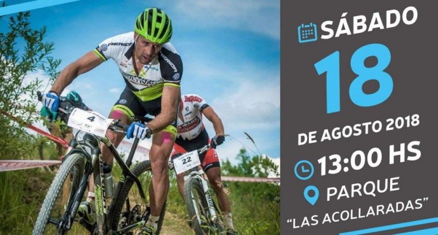 Se disputará una carrera de Mountain Bike XCO en el parque