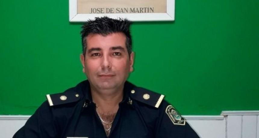 Información de la actividad policial de los últimos días