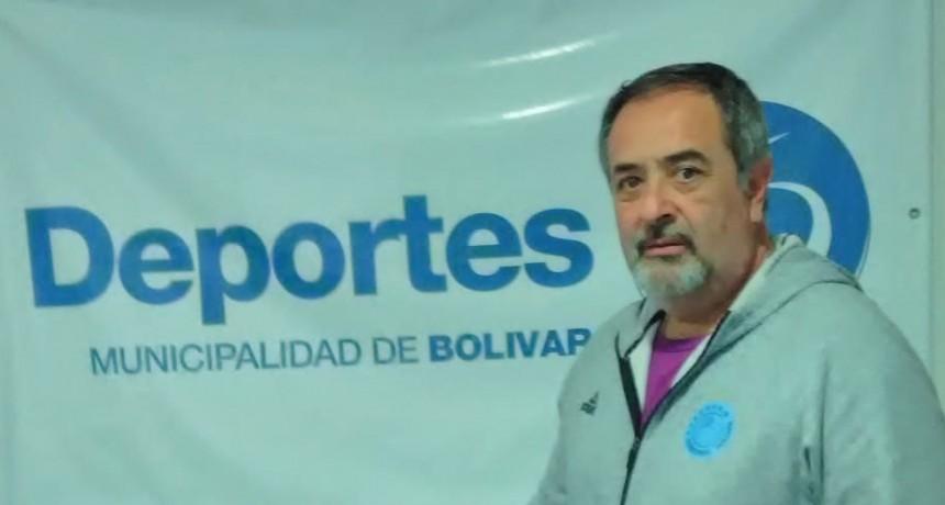 Luis María Huarte: 'Ya hay 125 chicos clasificados a Mar del Plata'