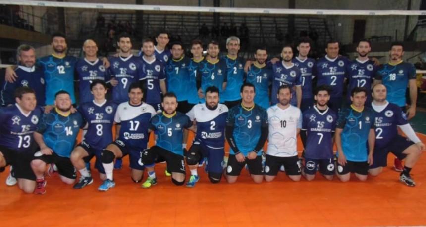 Lucas González; Voley: 'Esta consagración significa mucho como grupo'