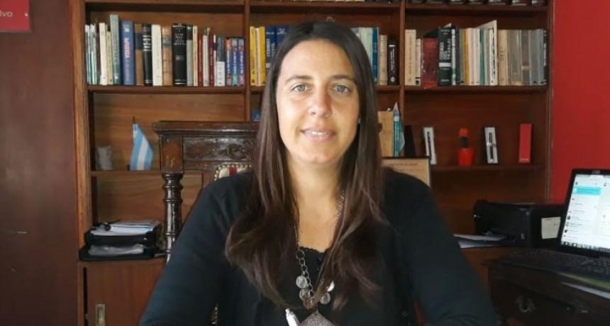 Fernanda Colombo: 'Es un día muy importante para recordar a los colegas locales que ya no están y darle la bienvenida a quienes e están iniciando en la profesión'
