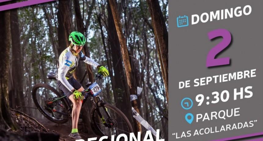 Se llevará a cabo la etapa regional de zona norte de los juegos bonaerense para el ciclismo de montaña