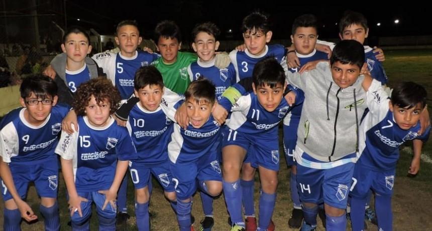 Se disputó la 3º fecha del Torneo Nacional de Clubes Sub-13