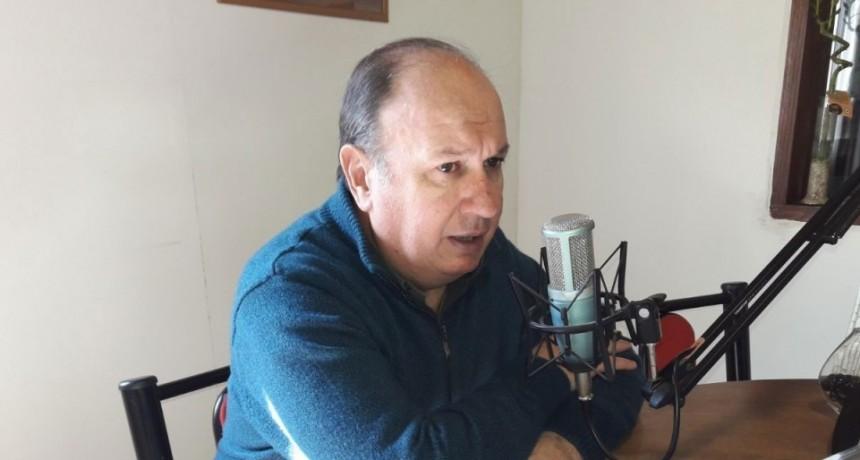 Luis Rodríguez; UDOCBA: 'Es muy grave que en un gobierno democrático se persiga a los directivos por hacer paro'