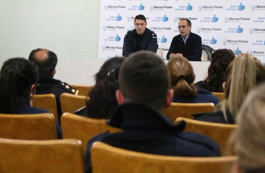 Marcos Pisano: 'Me veo en la obligación como intendente de buscar soluciones para las dificultades de la comisaria'