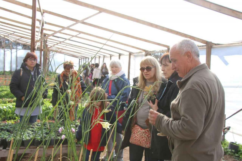 El Tour Bolívar Productiva visitó Cultivos Don Kito