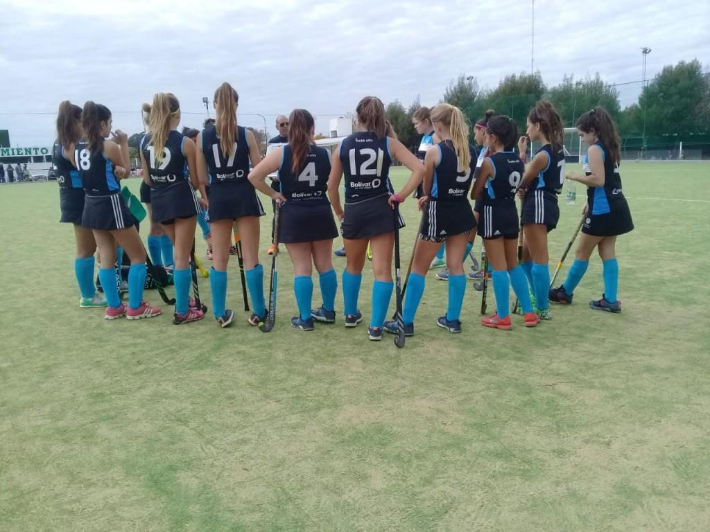 Juani Amado: 'Nunca nos quedamos conformes porque buscamos que las chicas mejoren en lo grupal y lo deportivo'