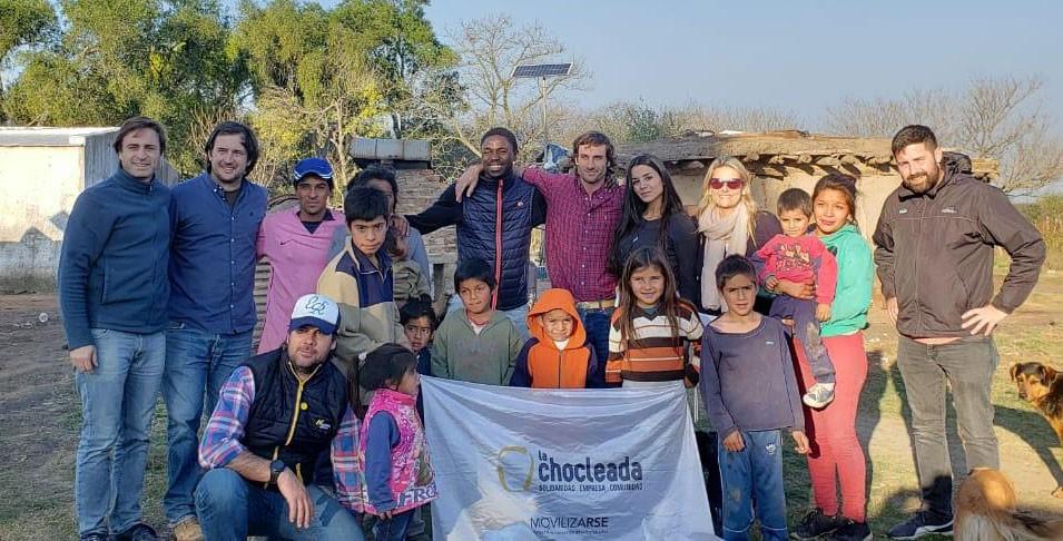 La Chocleada 2019: De Bolívar a Santiago del Estero, para tender una mano