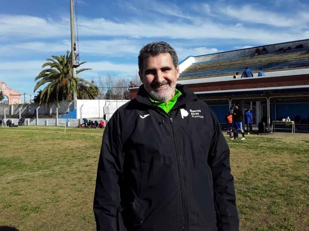 Hernán Minoli: 'En estos momentos se ven los grandes trabajos que se realizan en pos de la inclusión de los chicos'