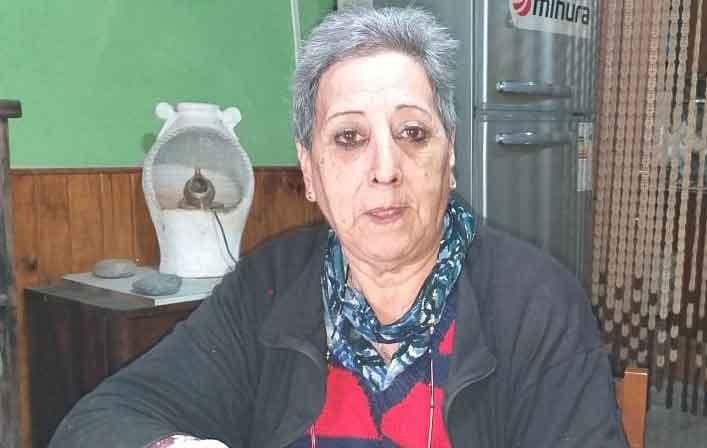 María Cristina Ravettino: 'Estoy muy agradecida con el rápido accionar de la policía y el cuidado que me dieron en ese momento'