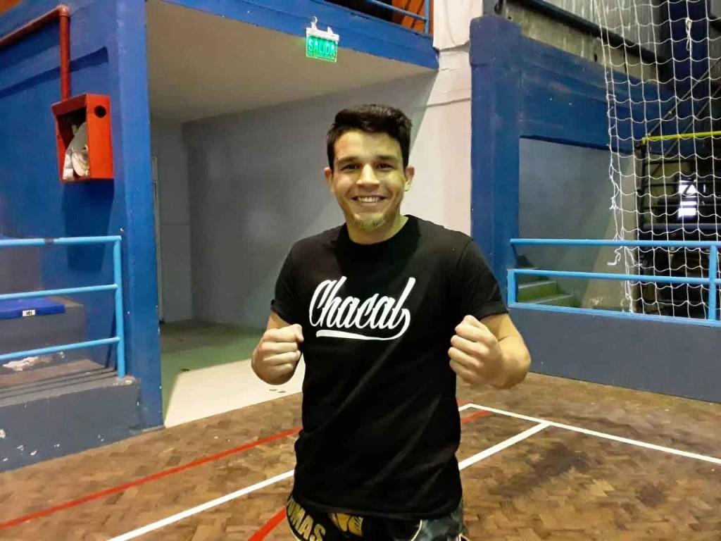 Aguirre: 'Tomas es un chico normal, El Chacal es un peleador profesional que todos los días se prepara para ser mejor'