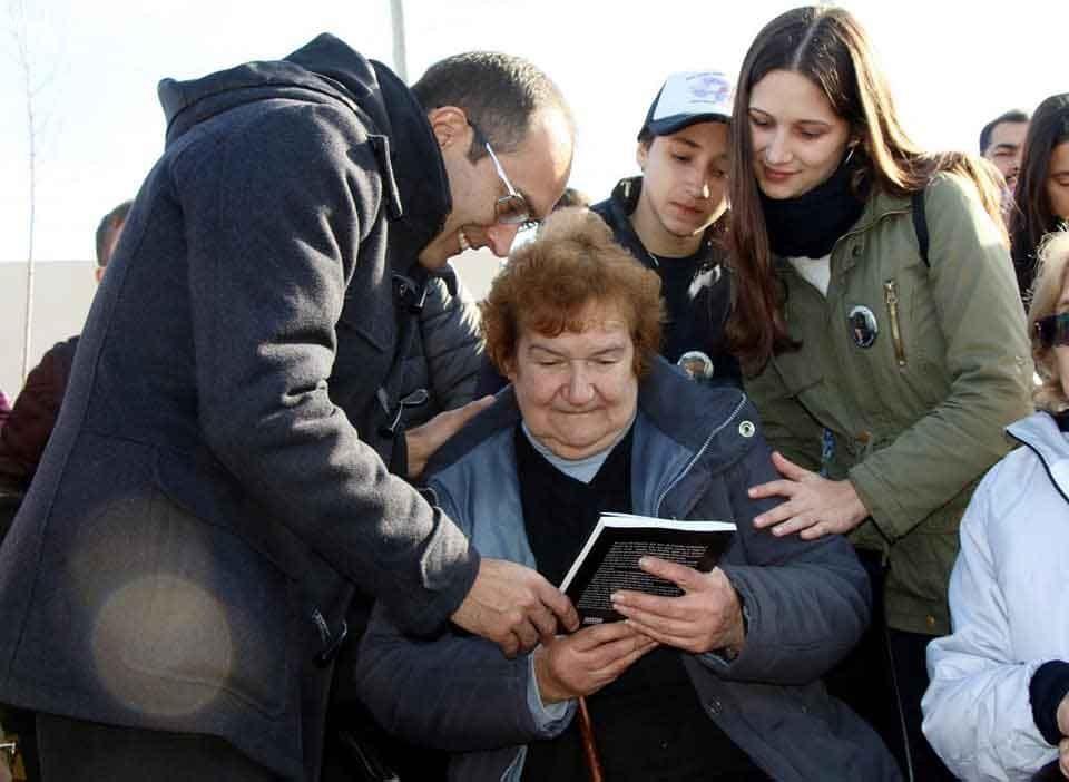 El libro del Soldado Horacio Echave será presentado en Lobos