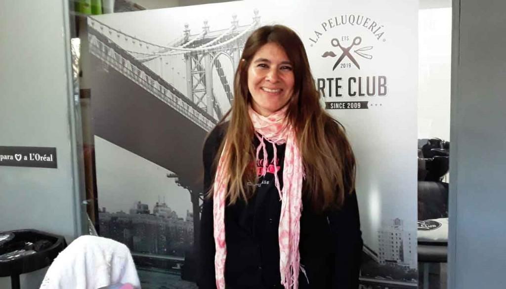 Gabriela Ríos: 'Ya sufrí entrenando, ahora solo queda disfrutar el día de la carrera'